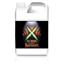 X Nutrients pH Down Photo