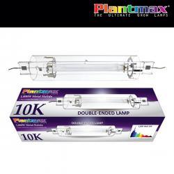 Plantmax 1000W Double Ended Metal Halide 10K Grow Lamp
